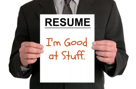 tips for writing good resumes dos and donts - Tips On A Good Resume