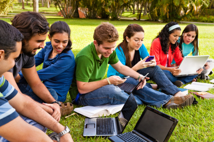 students-on-laptops-tablets-smartphones